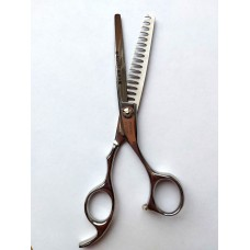 "Thinning Scissors 6"" Flag-style"
