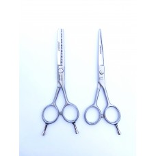 "5.5"" Cutting and thinning scissors Solingen Jaguar"