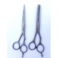 "5.5"" Cutting and thinning scissors Solingen"
