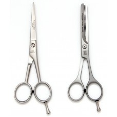 Cutting and thinning scissors Solingen Aleksander